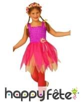 Costume fuchsia de petite fée, image 1