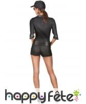 Combinaison FBI sexy, extensible, image 2