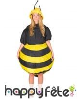 Costume gonflable d'abeille pour adulte, image 1