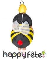Costume gonflable d'abeille pour adulte, image 2