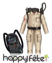 Combinaison Ghostbusters pour enfant