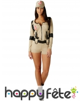 Combishort Ghostbusters pour femme