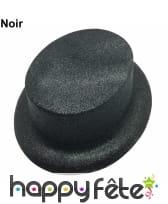 Chapeau haut de forme à paillettes, image 4