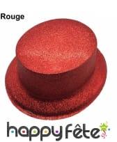 Chapeau haut de forme à paillettes, image 5