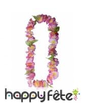 Collier hawaïen de fleurs, image 3