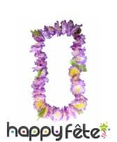 Collier hawaïen de fleurs, image 5