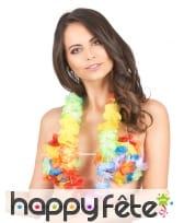 Collier Hawaïen multicolore, image 1