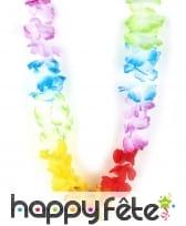 Collier Hawaïen multicolore, image 2