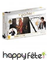Coffret Harry Potter costume et accessoires enfant, image 1
