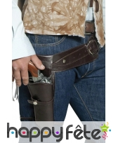 Ceinture holster simple