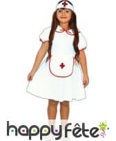Costume infirmière pour enfant, premier prix.