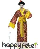Costume japonaise kimono