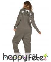 Combinaison koala à capuche pour femme, image 2
