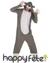 Combinaison koala à capuche pour homme, image 1