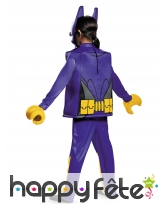 Costume Lego Batgirl pour enfant, image 1