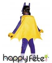 Costume Lego Batgirl pour enfant, image 2