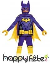 Costume Lego Batgirl pour enfant
