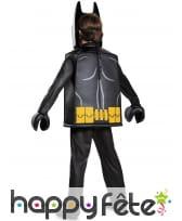 Costume Lego Batman pour enfant, image 1