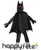 Costume Lego Batman pour enfant, image 2