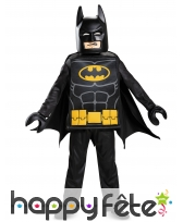 Costume Lego Batman pour enfant