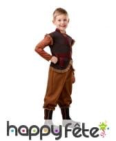 Costume luxe de Kristoff enfant, Reine des Neiges