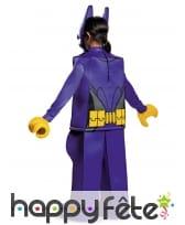 Costume luxe de lego Batgirl pour enfant, image 1