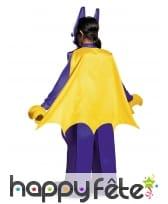 Costume luxe de lego Batgirl pour enfant, image 2