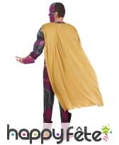 Costume luxe de Vision pour homme Avengers 2, image 2