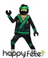 Costume LEGO Lloyd Ninjago enfant, luxe, image 1