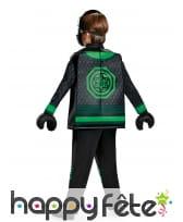 Costume LEGO Lloyd Ninjago enfant, luxe, image 2