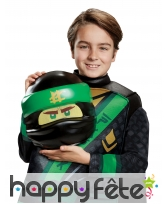 Costume LEGO Lloyd Ninjago enfant, luxe, image 3