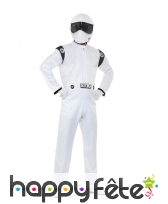 Costume Le Stig pour homme, Top Gear