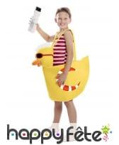 Carry me à dos de canard de bain pour enfant, image 1