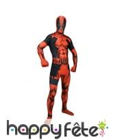Combinaison morphsuit de Deadpool