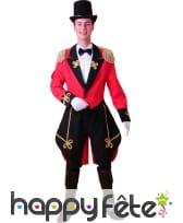 """Costume """"Monsieur Loyal"""" du cirque"""