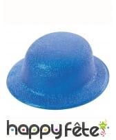 Chapeau melon pailletté, image 3