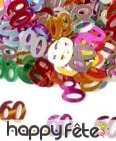 Confettis n°60 multicolores