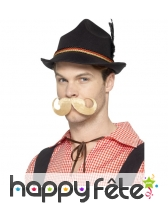 Chapeau noir traditionnel allemand