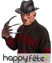 Chapeau officiel de Freddy Krueger