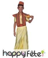 Costume oriental pour enfant