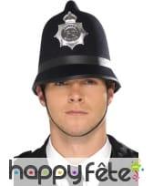 Chapeau policier anglais