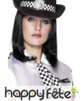 Cravate policière anglaise