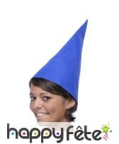 Chapeau pointu de nain, gabardine, image 1