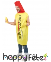 Costume pot de mayonnaise, image 1