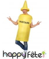 Costume pot de moutarde