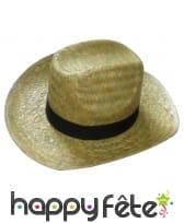 Chapeau Panama en paille