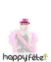 Chapeau party girl