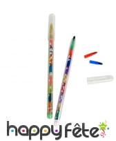 Crayon pousse mine 10 coloris