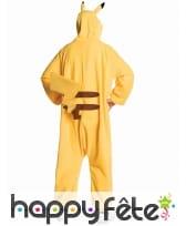 Combinaison Pikachu pour adulte, image 1