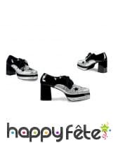 Chaussures roi du disco pour homme